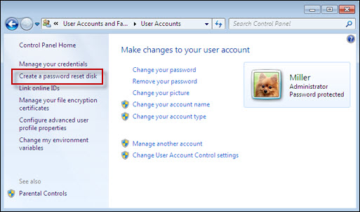 unlock windows 7 without password